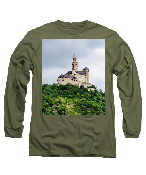 Marksburg Castle - 2 Long Sleeve T-Shirt