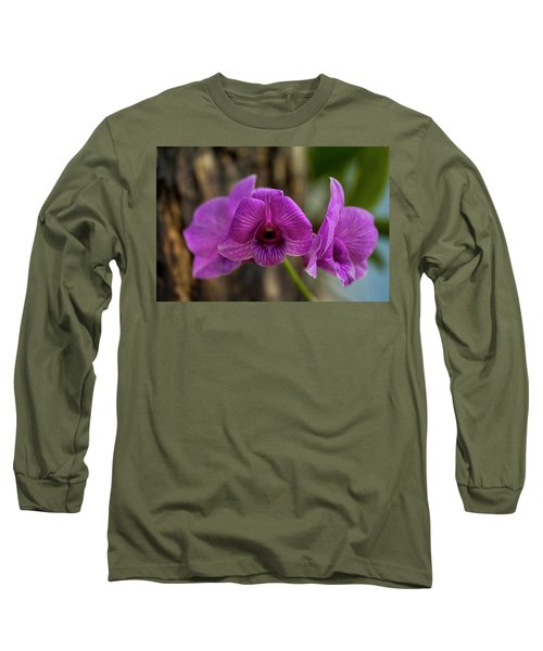 Orchid Long Sleeve T-Shirt