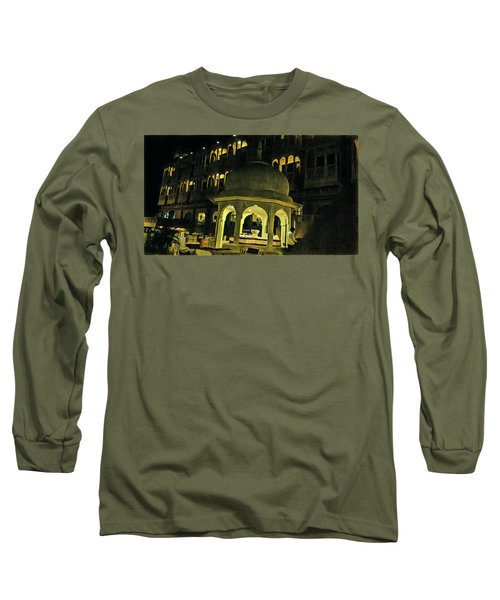 Tomb Of Shinning Windows Long Sleeve T-Shirt