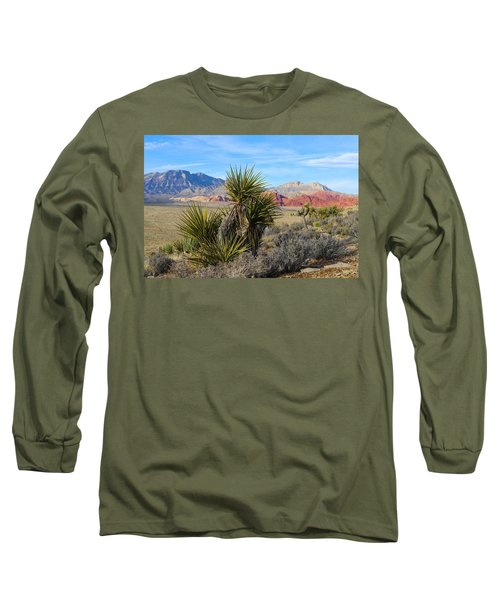 Red Rock Canyon National Conservation Area Long Sleeve T-Shirt