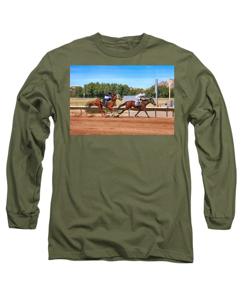 Rillito Park, Tucson Az Long Sleeve T-Shirt