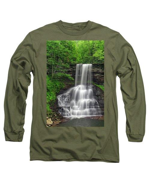 Summer Cascades Long Sleeve T-Shirt