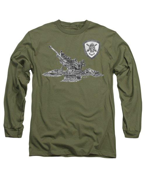 10th Marines 777 Long Sleeve T-Shirt