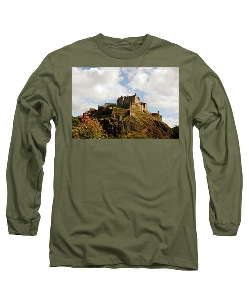 19/08/13 Edinburgh, The Castle. Long Sleeve T-Shirt