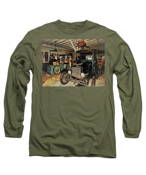 My Garage Long Sleeve T-Shirt