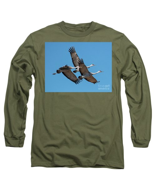 Tight Formation Long Sleeve T-Shirt