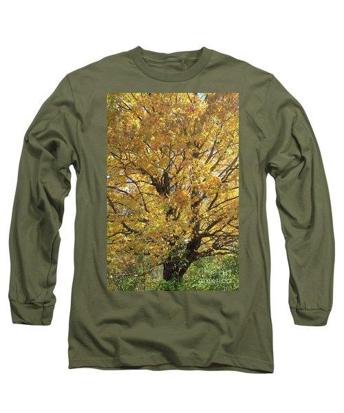 2018 Edna's Tree Up Close Long Sleeve T-Shirt