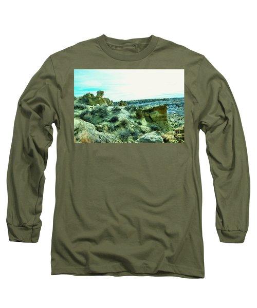 High Desert Landscape Long Sleeve T-Shirt