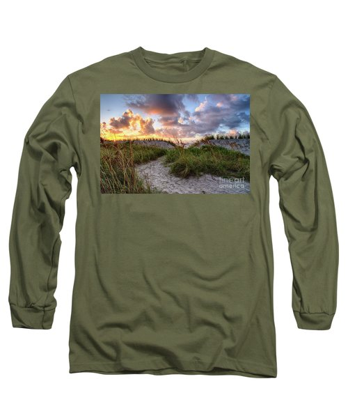 48th Ave. Sunrise North Myrtle Beach Long Sleeve T-Shirt