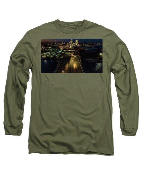 Long Sleeve T-Shirt featuring the photograph 794 by Randy Scherkenbach