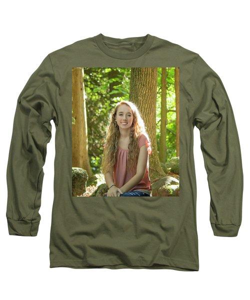 8AE Long Sleeve T-Shirt