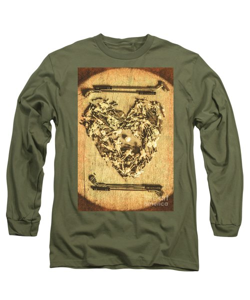 A Course For Romance Long Sleeve T-Shirt