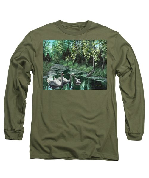 A Day Out Long Sleeve T-Shirt
