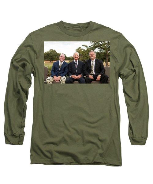 K, L, B Long Sleeve T-Shirt