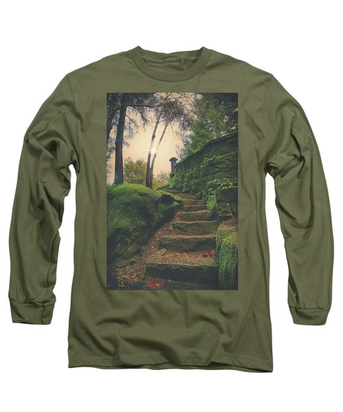 A New Story Begins Long Sleeve T-Shirt