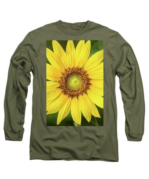 A Perfect Sunflower Long Sleeve T-Shirt