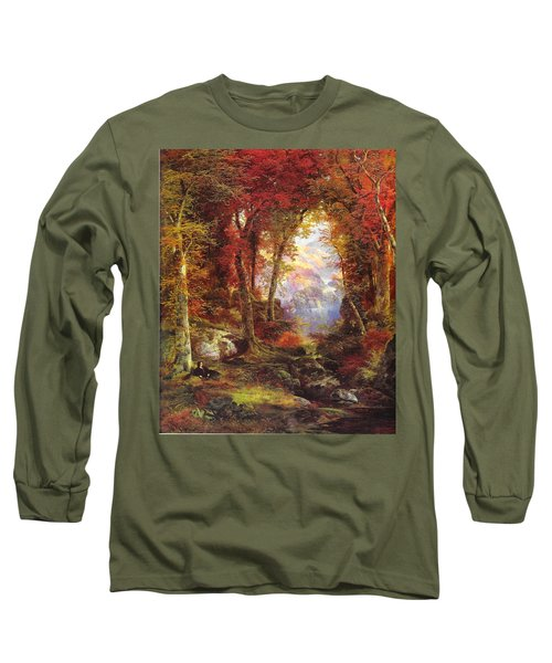 Under The Trees Long Sleeve T-Shirt