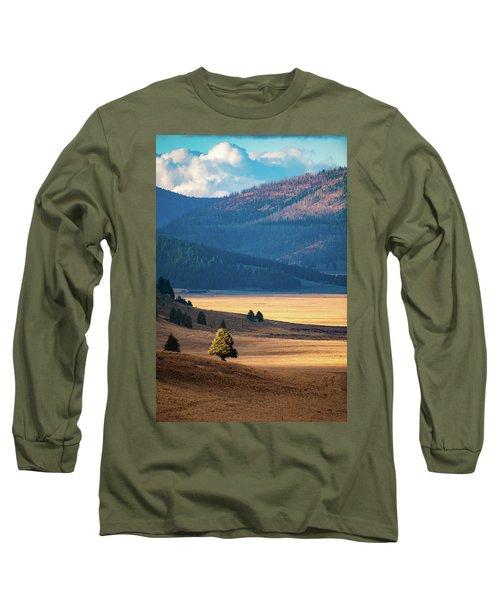 A Slice Of Caldera Long Sleeve T-Shirt
