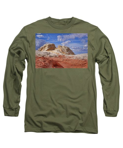 Long Sleeve T-Shirt featuring the photograph A Strange View by Theo O'Connor