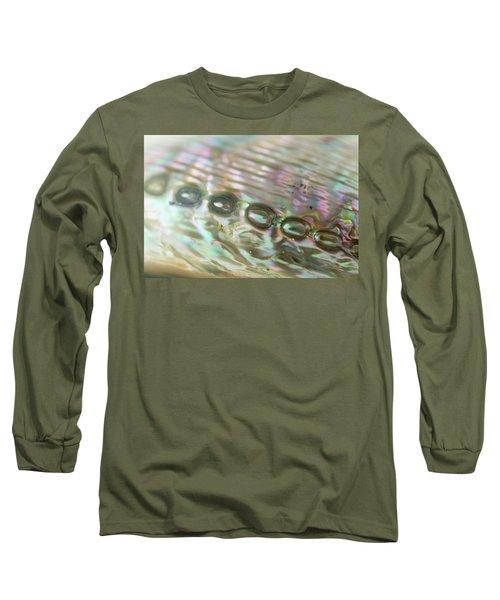Abalone_shell_9892 Long Sleeve T-Shirt