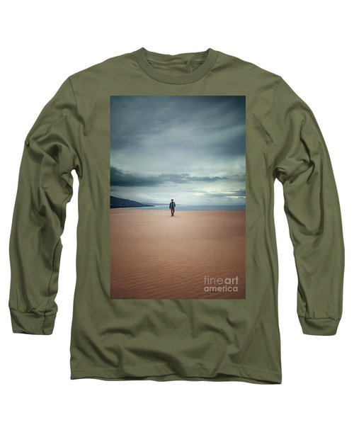 Across The Sands Of Time Long Sleeve T-Shirt