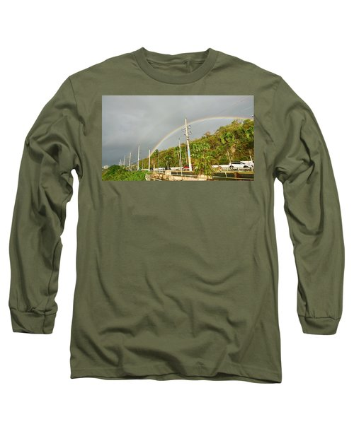 Aguadilla Rainbow Long Sleeve T-Shirt