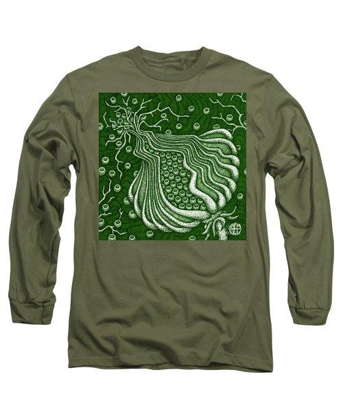 Alien Bloom 5 Long Sleeve T-Shirt
