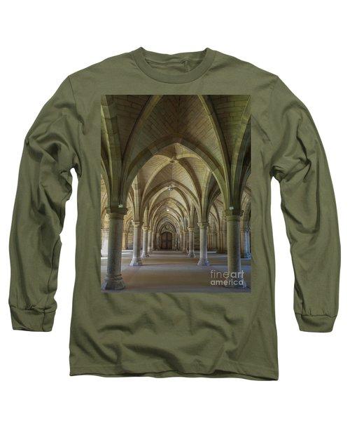 Along The Cloisters Long Sleeve T-Shirt