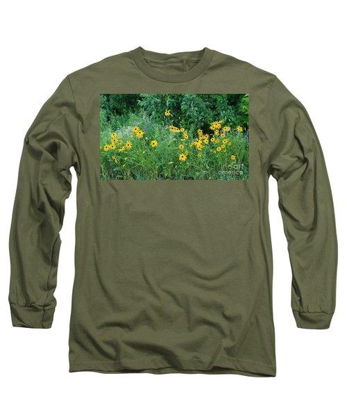 Along The Road Long Sleeve T-Shirt