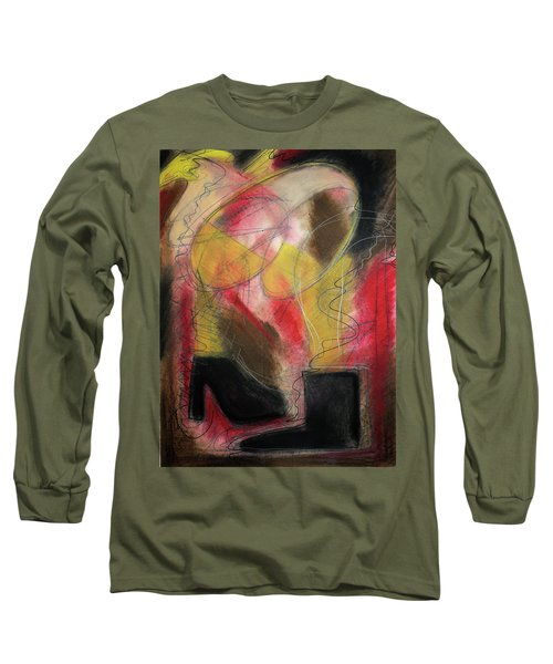 Angel At The Beach Long Sleeve T-Shirt