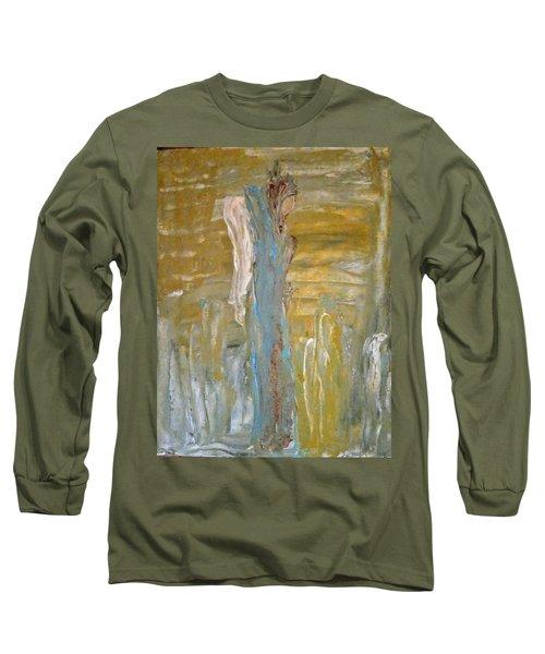 Angels In Prayer Long Sleeve T-Shirt