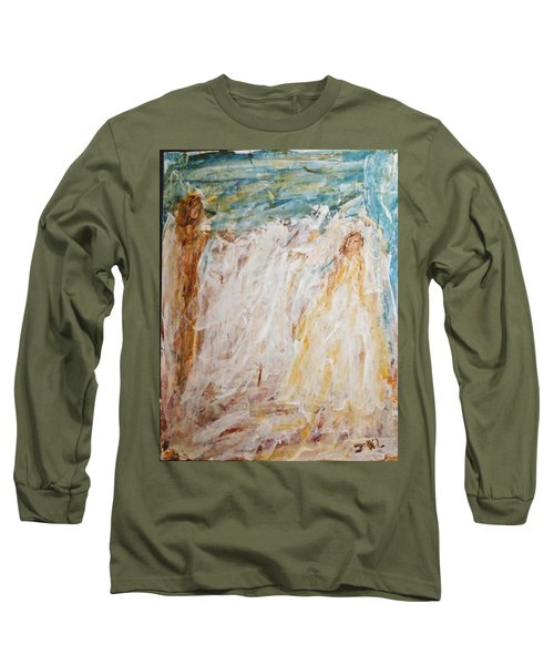 Angels Of Peace Long Sleeve T-Shirt