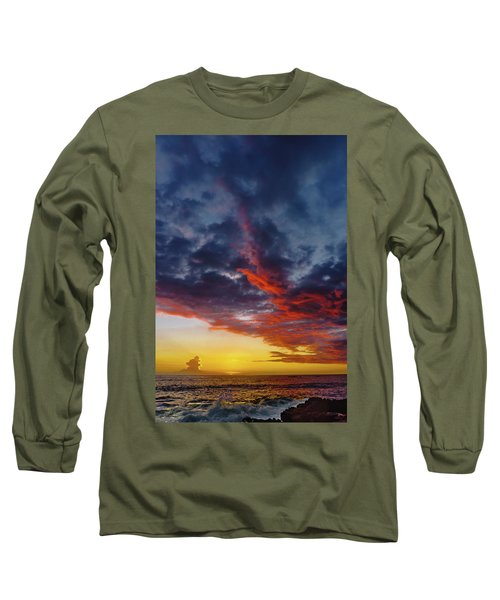 Another Colorful Sky Long Sleeve T-Shirt
