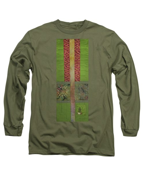 Another Fragment Of The Frontier Of Beauty Long Sleeve T-Shirt