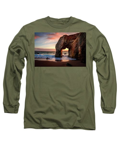 Arche De Port Blanc Long Sleeve T-Shirt