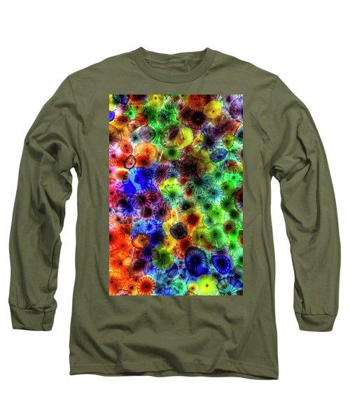 Art From Above Long Sleeve T-Shirt