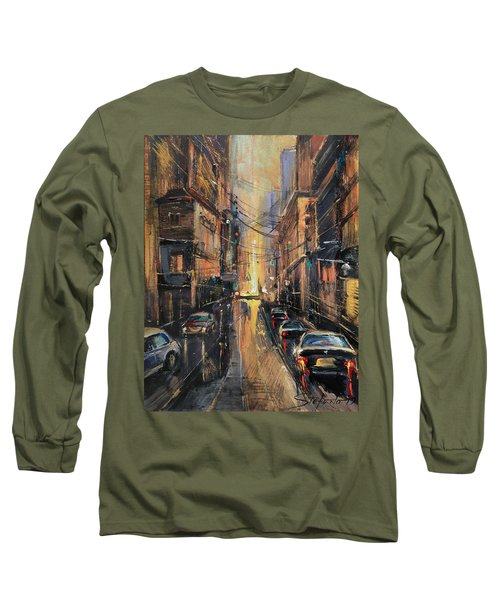 At The End Of The Day Long Sleeve T-Shirt
