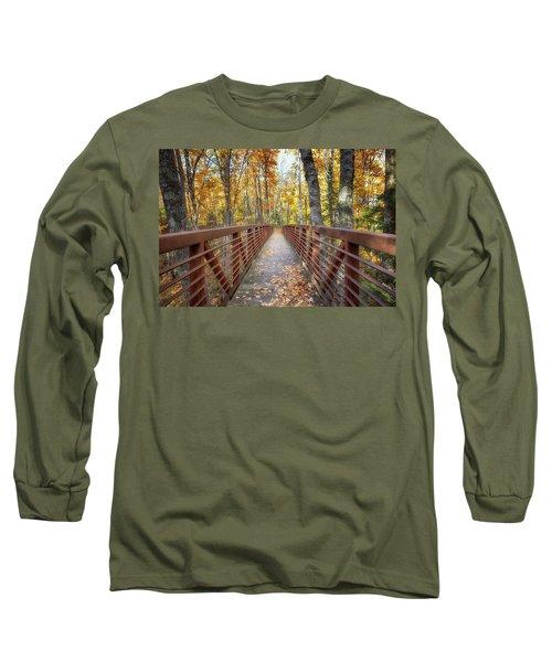 Autumn At Frog Bay  Long Sleeve T-Shirt