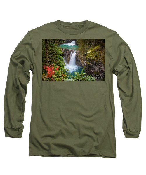 Autumn Fall Long Sleeve T-Shirt
