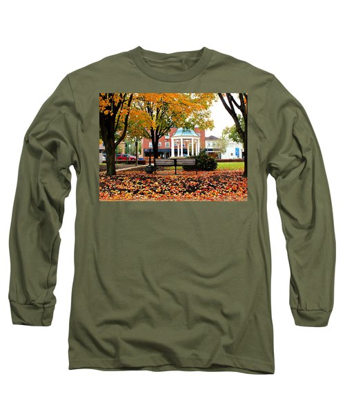Autumn Gatherings  Long Sleeve T-Shirt
