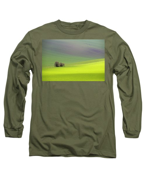 Autumn In South Moravia 13 Long Sleeve T-Shirt