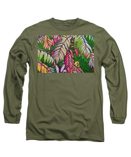 Autumn Sumac Long Sleeve T-Shirt