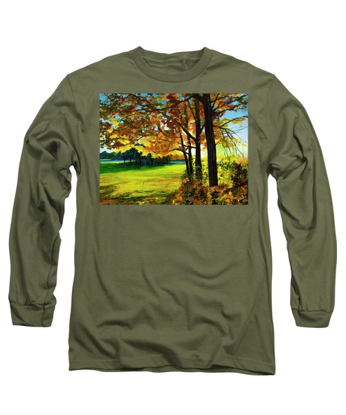 The Sun Will Rise With Healing In His Wings Long Sleeve T-Shirt