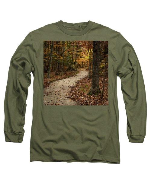 Autumn Trail Long Sleeve T-Shirt
