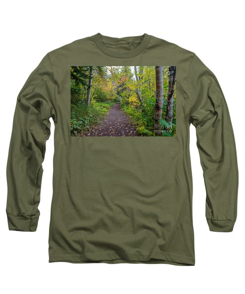Autumn Woods Long Sleeve T-Shirt