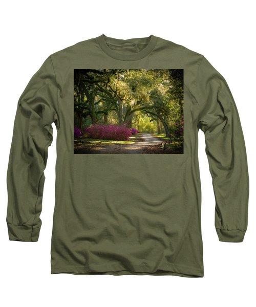 Avery Island Pathway Long Sleeve T-Shirt