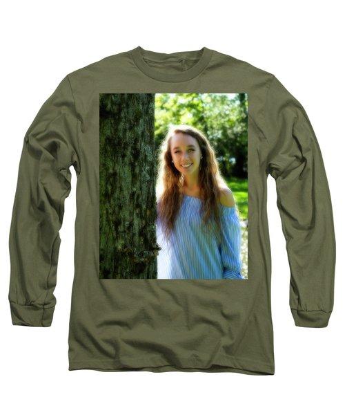 1B Long Sleeve T-Shirt