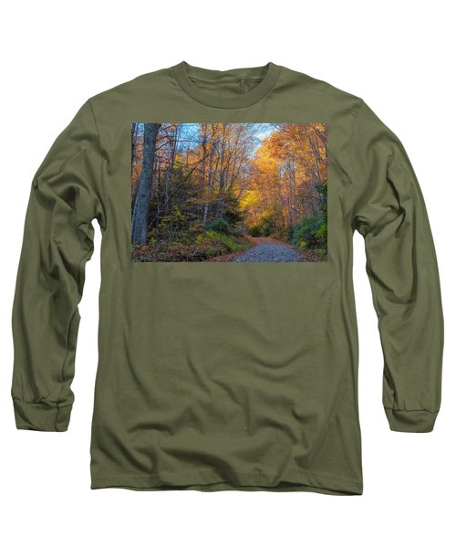 Back Road Beauty Long Sleeve T-Shirt