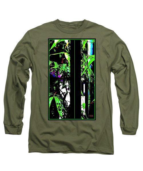 Bamboo  Exotica Long Sleeve T-Shirt