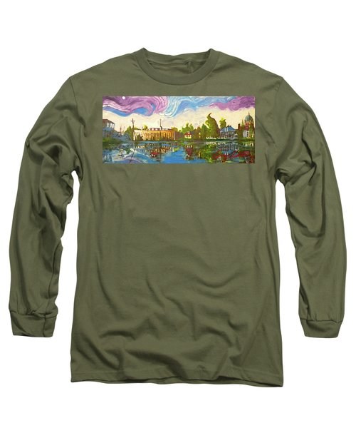 Bayou Saint John One Long Sleeve T-Shirt
